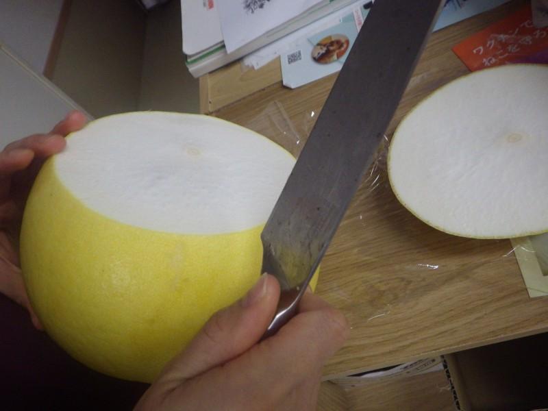 晩白柚(バンペイユ)