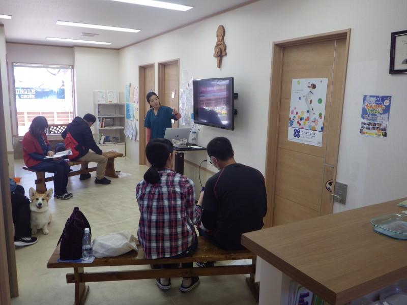 2019年 春の勉強会第一回 歯磨き教室